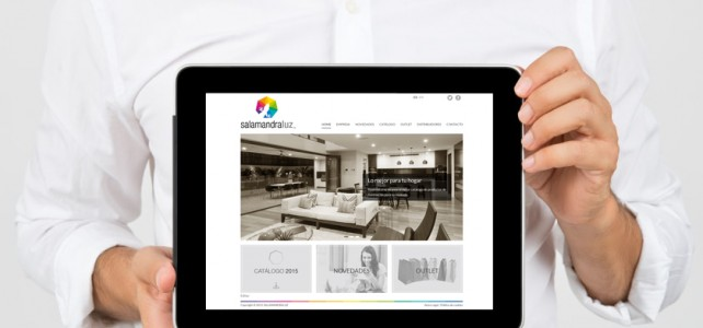 New corporate website